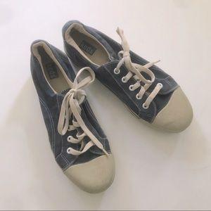 Keds vintage platform sneakers